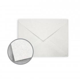 Keaykolour Grey Fog Envelopes - No. 5 Baronial (4 1/8 x 5 1/2) 80 lb Text Vellum - 250 per Box