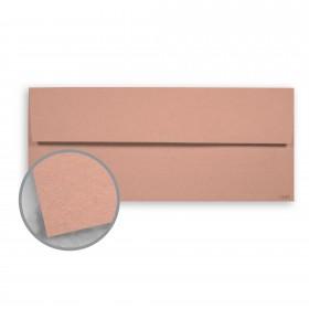 Keaykolour Old Rose Envelopes - No. 10 Square Flap (4 1/8 x 9 1/2) 80 lb Text Vellum 500 per Box