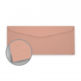 Keaykolour Old Rose Envelopes - No. 10 Commercial (4 1/8 x 9 1/2) 80 lb Text Vellum 500 per Box