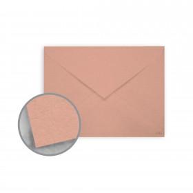 Keaykolour Old Rose Envelopes - No. 5 Baronial (4 1/8 x 5 1/2) 80 lb Text Vellum - 250 per Box