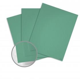 Keaykolour Caribbean Blue Card Stock - 27 1/2 x 39 3/8 in 111 lb Cover Vellum 100 per Package
