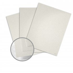 Keaykolour Chalk Card Stock - 27 1/2 x 39 3/8 in 111 lb Cover Vellum 100% Recycled 100 per Package