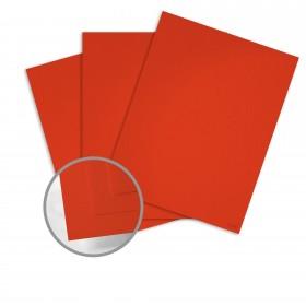 Keaykolour Chili Pepper Paper - 27 1/2 x 39 3/8 in 80 lb Text Vellum 250 per Package
