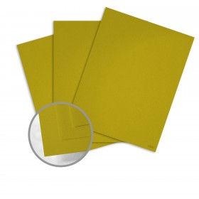 Keaykolour Kiwi Card Stock - 27 1/2 x 39 3/8 in 111 lb Cover Vellum 100 per Package