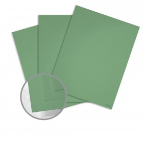 Keaykolour Matcha Tea Card Stock - 27 1/2 x 39 3/8 in 111 lb Cover Vellum 100 per Package