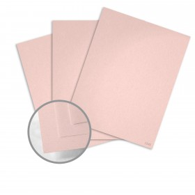 Keaykolour Pastel Pink Card Stock - 27 1/2 x 39 3/8 in 111 lb Cover Vellum 100 per Package
