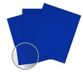 Keaykolour Royal Blue Paper - 27 1/2 x 39 3/8 in 80 lb Text Vellum 250 per Package