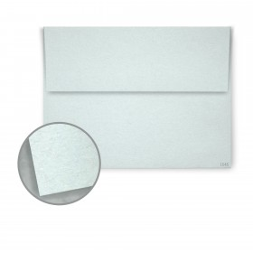 Keaykolour Pastel Blue Envelopes - A6 (4 3/4 x 6 1/2) 80 lb Text Vellum  250 per Box