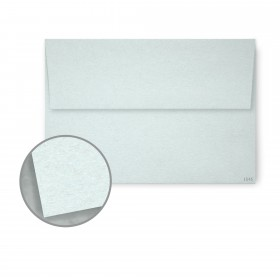 Keaykolour Pastel Blue Envelopes - A8 (5 1/2 x 8 1/8) 80 lb Text Vellum 250 per Box