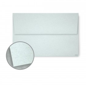 Keaykolour Pastel Blue Envelopes - A9 (5 3/4 x 8 3/4) 80 lb Text Vellum 250 per Box