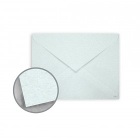 Keaykolour Pastel Blue Envelopes - No. 6 Baronial (4 3/4 x 6 1/2) 80 lb Text Vellum 250 per Box