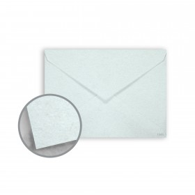 Keaykolour Pastel Blue Envelopes - Lee (5 1/4 x 7 1/4) 80 lb Text Vellum 250 per Box