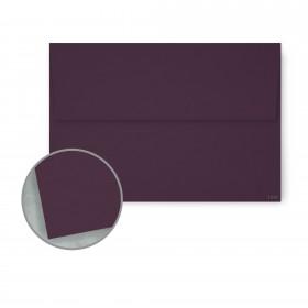 Keaykolour Prune Envelopes - A9 (5 3/4 x 8 3/4) 80 lb Text Vellum 250 per Box