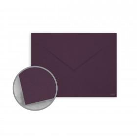 Keaykolour Prune Envelopes - No. 5 Baronial (4 1/8 x 5 1/2) 80 lb Text Vellum - 250 per Box