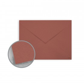 Keaykolour Rosebud Envelopes - No. 6 Baronial (4 3/4 x 6 1/2) 80 lb Text Vellum 250 per Box