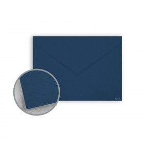 Keaykolour Royal Blue Envelopes - Lee (5 1/4 x 7 1/4) 80 lb Text Vellum 250 per Box