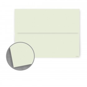 Neenah Cotton Mint Envelopes - A7 (5 1/4 x 7 1/4) 80 lb Text Letterpress  100% Cotton 200 per Box