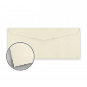 CLASSIC Woodgrain Bare White Envelopes - No. 10 Commercial (4 1/8 x 9 1/2) 80 lb Text Woodgrain 500 per Box