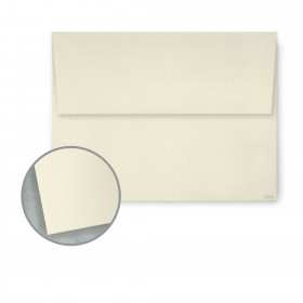CLASSIC Woodgrain Bare White Envelopes - A7 (5 1/4 x 7 1/4) 80 lb Text Woodgrain 250 per Box