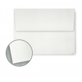 CLASSIC Woodgrain Solar White Envelopes - A7 (5 1/4 x 7 1/4) 80 lb Text Woodgrain 250 per Box