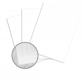 Neutech Cotton Ultra White Paper - 8 1/2 x 11 in 24 lb Writing Wove  25% Cotton Watermarked 500 per Ream