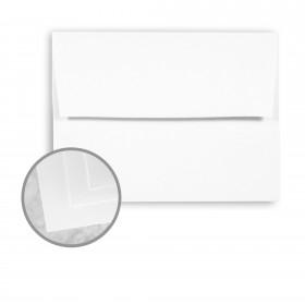 Neutech PS Pure White Envelopes - A6 (4 3/4 x 6 1/2) 80 lb Text Wove  25% Cotton 250 per Box