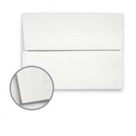 Options 100% PC Cool White Envelopes - A7 (5 1/4 x 7 1/4) 70 lb Text Smooth  100% Recycled 250 per Box