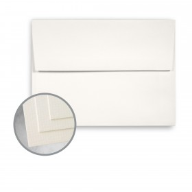 OXFORD Cream Envelopes - A7 (5 1/4 x 7 1/4) 80 lb Text Texture  30% Recycled 250 per Box
