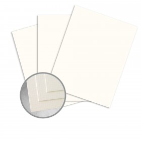 OXFORD Cream Card Stock - 26 x 40 in 100 lb Cover Texture  30% Recycled 250 per Carton