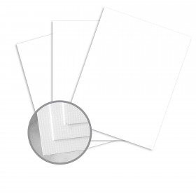 OXFORD White Card Stock - 23 x 35 in 100 lb Cover Texture  30% Recycled 250 per Carton