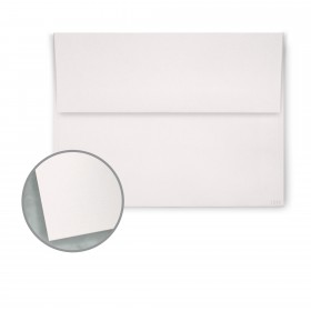 Parchtone Fleece White Envelopes - A6 (4 3/4 x 6 1/2) 60 lb Text Semi-Vellum  250 per Box