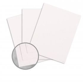 Parchtone Fleece White Card Stock - 26 x 40 in 65 lb Cover Semi-Vellum 500 per Carton