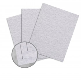 Parchtone Gunmetal Card Stock - 35 x 23 in 65 lb Cover Semi-Vellum 700 per Carton