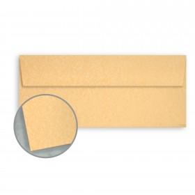 Parchtone Relic Gold Envelopes - No. 10 Square (4 1/8 x 9 1/2) 60 lb Text Semi-Vellum  500 per Box