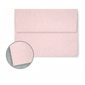Parchtone Salmon Envelopes - A7 (5 1/4 x 7 1/4) 60 lb Text Semi-Vellum 250 per Box