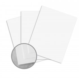 Plike White Paper - 28.3 x 40.2 in 95 lb Text Smooth C/2S 125 per Package