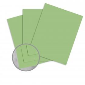 Pop-Tone Limeade Paper - 8 1/2 x 11 in 70 lb Text Vellum 500 per Ream