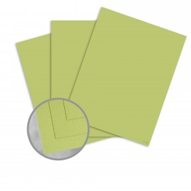 Pop-Tone Sour Apple Paper - 25 x 38 in 70 lb Text Vellum 500 per Carton