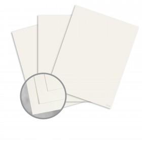 Pop-Tone Whip Cream Card Stock - 26 x 40 in 140 lb Cover Vellum 250 per Carton