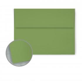 Pop-Tone Gumdrop Green Envelopes - A1 (3 5/8 x 5 1/8) 70 lb Text Vellum 250 per Box