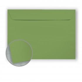 Pop-Tone Gumdrop Green Envelopes - No. 6 1/2 Booklet (6 x 9) 70 lb Text Vellum 500 per Carton