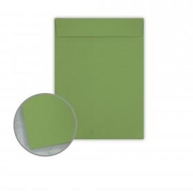 Pop-Tone Gumdrop Green Envelopes - No. 10 1/2 Catalog (9 x 12) 70 lb Text Vellum 500 per Carton
