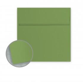 Pop-Tone Gumdrop Green Envelopes - No. 6 Square (6 x 6) 70 lb Text Vellum 250 per Box