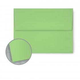 Pop-Tone Limeade Envelopes - A7 (5 1/4 x 7 1/4) 70 lb Text Vellum   250 per Box