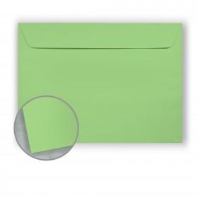 Pop-Tone Limeade Envelopes - No. 6 1/2 Booklet (6 x 9) 70 lb Text Vellum 500 per Carton