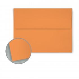 Pop-Tone Orange Fizz Envelopes - A6 (4 3/4 x 6 1/2) 70 lb Text Vellum  250 per Box