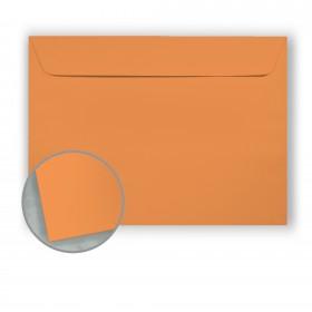 Pop-Tone Orange Fizz Envelopes - No. 6 1/2 Booklet (6 x 9) 70 lb Text Vellum 500 per Carton