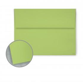 Pop-Tone Sour Apple Envelopes - A1 (3 5/8 x 5 1/8) 70 lb Text Vellum 250 per Box