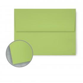 Pop-Tone Sour Apple Envelopes - A7 (5 1/4 x 7 1/4) 70 lb Text Vellum   250 per Box