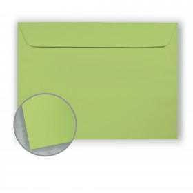 Pop-Tone Sour Apple Envelopes - No. 6 1/2 Booklet (6 x 9) 70 lb Text Vellum 500 per Carton